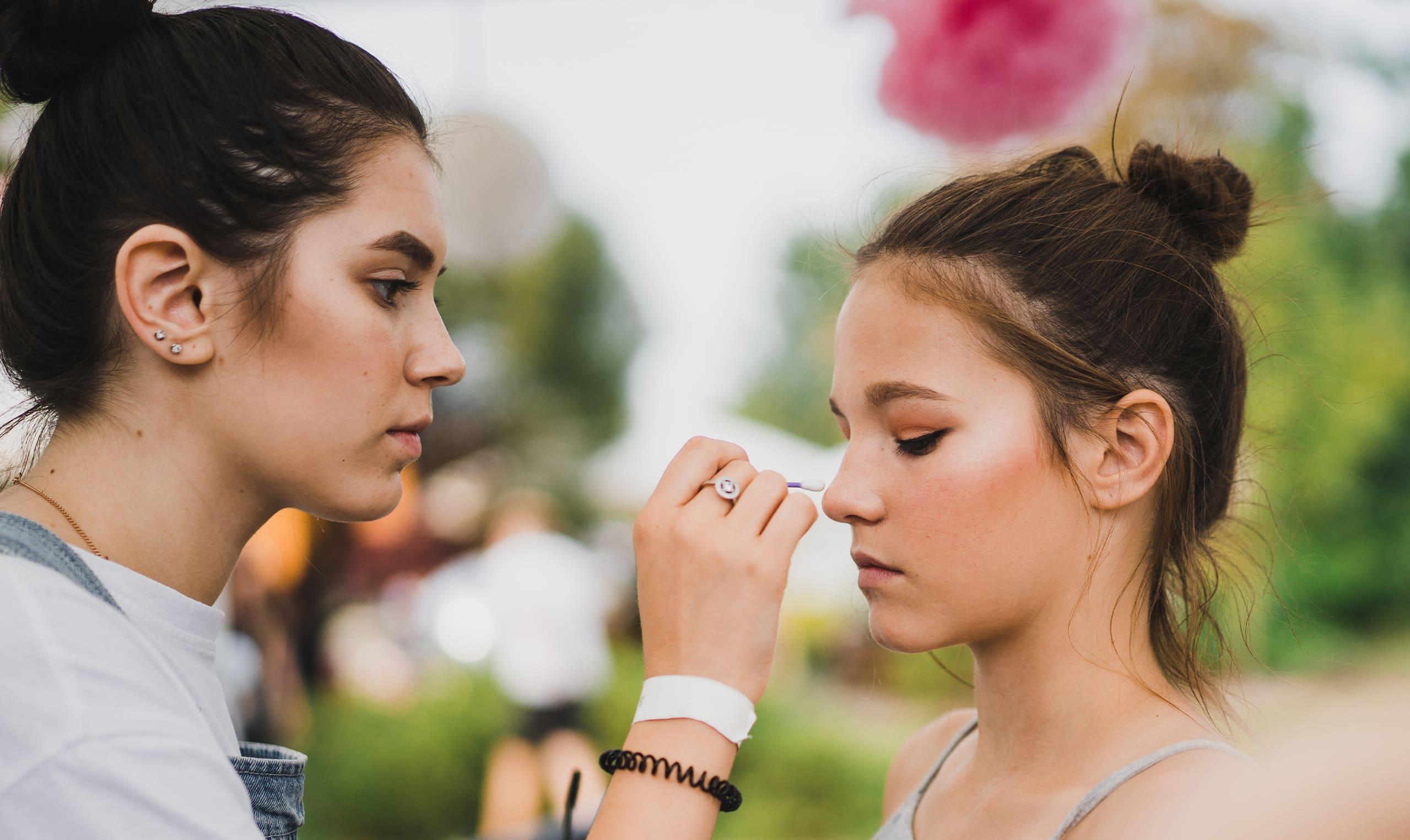 Workshops « beauté du teint » - pour les personnes atteintes du vitiligo