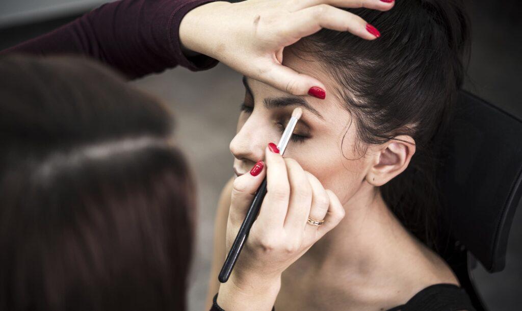 Workshops « beauté du teint » - personnes atteinte de vitiligo qu'on maquille