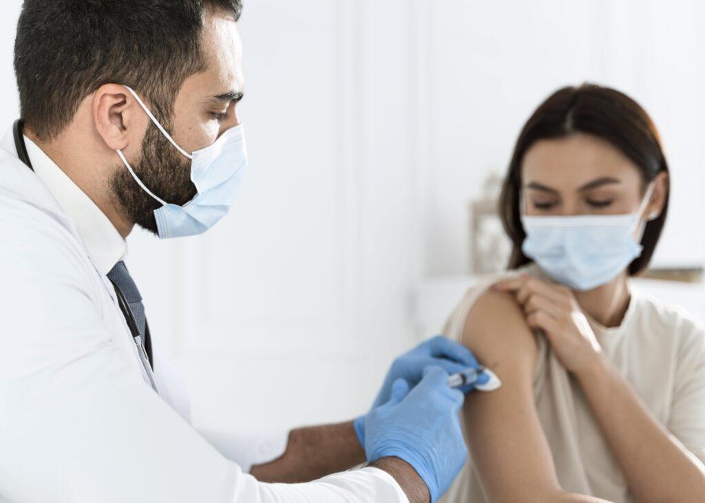Vaccination covid 19 vitiligo